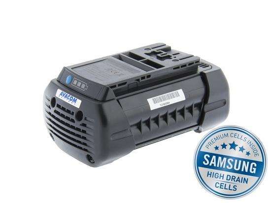 Baterie Avacom pro aku Bosch ROTAK 37 LI Li-Ion 36V 4000mAh/144Wh, články Samsung- neoriginální