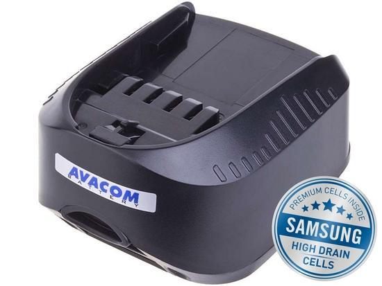 Baterie Avacom pro aku Bosch PSR 18 LI-2 Li-Ion 18V 2000mAh, články Samsung- neoriginální