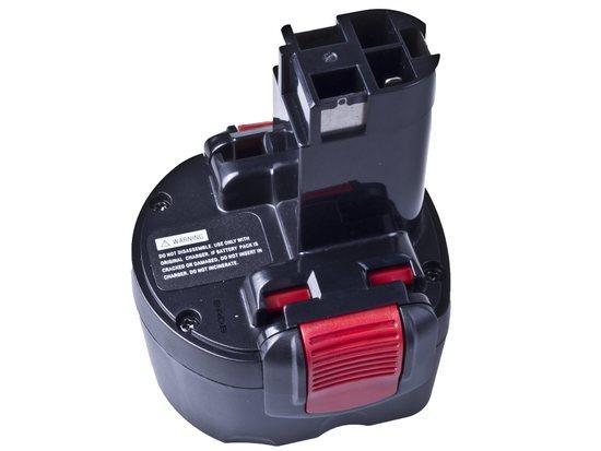 Baterie AVACOM BOSCH BAT048/BAT100 Ni-MH 9,6V 3000mAh, články PANASONIC