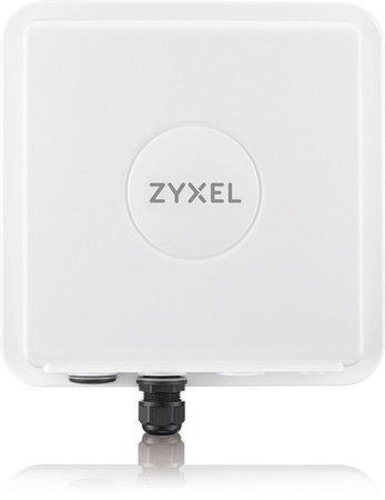 Zyxel LTE7460, Outdoor LTE IAD, LTE CAT6 (300Mbps), PoE, Bridge/Router mode, IP65, LTE7460-M608-EU01V3F