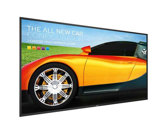"65"" LED Philips 65BDL3050Q-UHD,350cd,MP,16/7"