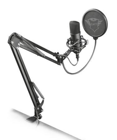 TRUST GXT 252+ Emita Plus Streaming Microphone, 22400