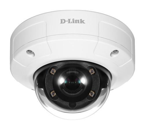 D-Link DCS-4633EV Vigilance 3Mpx Outdoor H.265 Dome IP kamera, PoE, DCS-4633EV