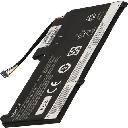 2-POWER Baterie 11,3V 4200mAh pro Lenovo ThinkPad Edge E450m, E450c, E455, E460, E465, 77055221