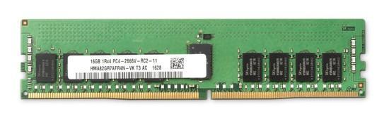 HP 16GB DDR4-2666 (1x16GB) nECC RAM for Z4 G4 Core X, 3PL82AA