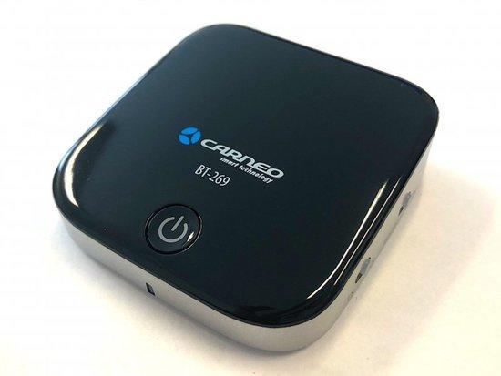 Bluetooth Transmiter BT-269 Vysílač a přijímač, 8588006962406