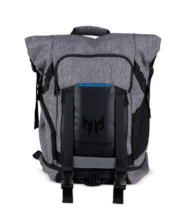 """Batoh Acer NP.BAG1A.290 15"""" grey/blue, NP.BAG1A.290"""