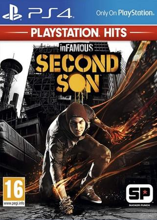 Hra Sony PlayStation 4 inFamous Second Son