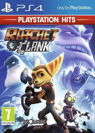 SONY Ratchet & Clank hra PS4