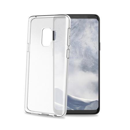 Kryt na mobil Celly Gelskin pro Samsung Galaxy S9 - průhledný