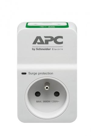 APC Essential SurgeArrest 1 zásuvka 230V PM1WU2-FR
