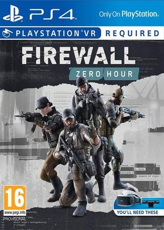 SONY PS4 hra Firewall VR (29.8.2018)