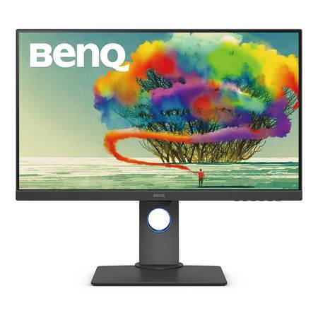 Monitor BenQ PD2700U 27inch, 4K UHD, IPS, DP/HDMI, 9H.LHALB.QBE