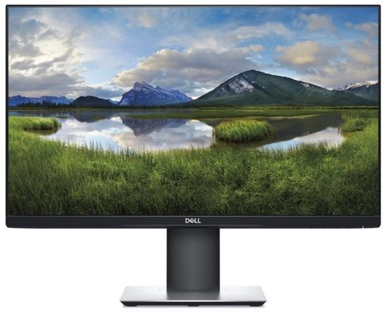 "Dell Professional P2719H 27"" Full HD/8ms/1000:1/VGA/HDMI/USB/DP/IPS panel/cerny"