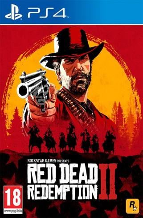 ROCKSTAR GAMES Red Dead Redemption 2 hra PS4