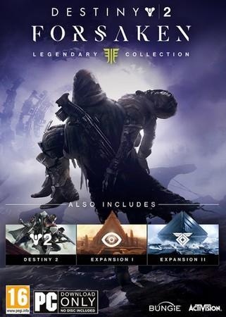 Hra Activision PC Destiny 2 Forsaken Legendary Collection