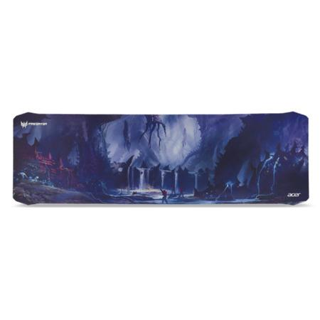 ACER PREDATOR MOUSEPAD JERSEY FABRIC AND NATURAL RUBBER (XL SIZE WITH ALIEN JUNGLE), NP.MSP11.009