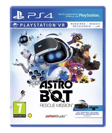 SONY PS4 hra ASTRO BOT VR