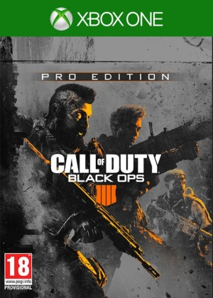 XONE - Call of Duty Black Ops 4 PRO
