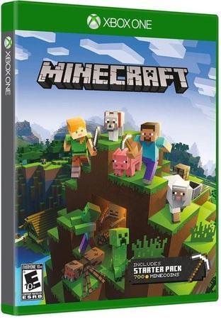 MICROSOFT Minecraft Starter Collection hra XONE