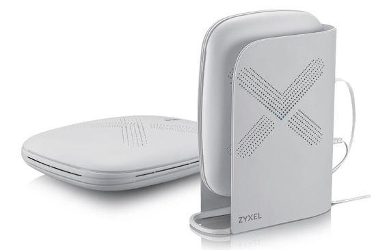 Zyxel Multy Plus WiFi System (Pack of 2) AC3000 Tri-Band WiFi, WSQ60-EU0201F