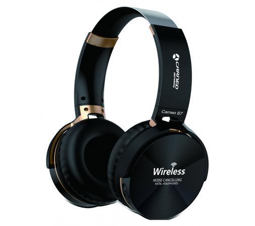 Bezdrátová sluchátka S7 Black