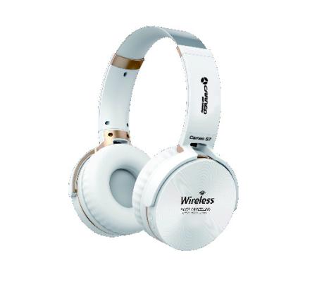 Bezdrátová sluchátka S7 White