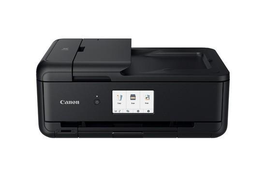 Canon PIXMA TS9550 černá, 2988C006