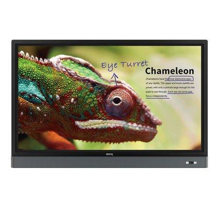 """BenQ LCD RM5501K 55"""" LED/3840x2160/1200:1/350 cd/m2/10-point touch/D-Sub/4xHDMI/4xUSB/VESA/Low Blue Light, 9H.F4RTK.DE2"""