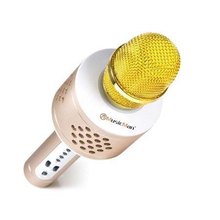 Karaoke set Technaxx BT X35 PRO bluetooth - karaoke mikrofon, 2x 3 W repro, LED RGB a funkce TWS, st