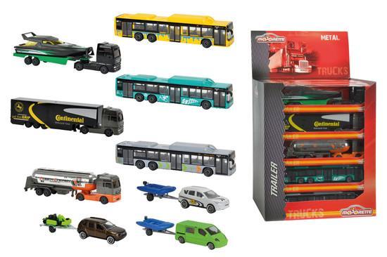 Nákladní auto nebo autobus 13 cm, DP20, 6 druhů