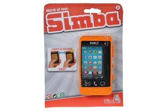 Simba Mobilní telefon s dotykovým displejem