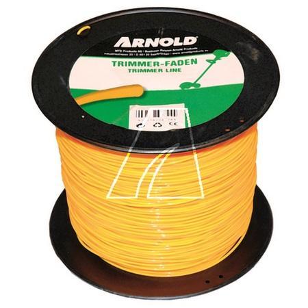 Arnold struna do vyžínače 156 m/3,0 mm (role)