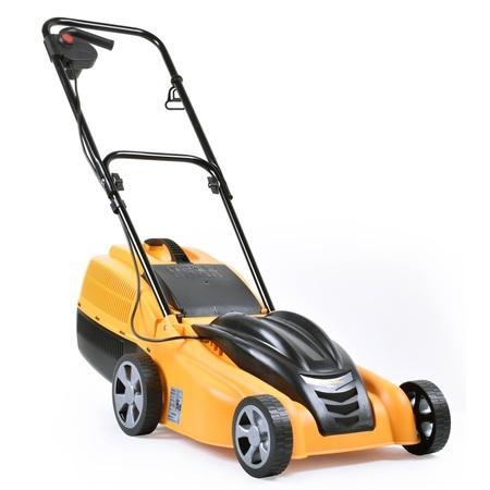 Riwall PRO REM 3813i travní sekačka s indukčním motorem 2 v 1