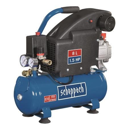 Kompresor Scheppach HC 08
