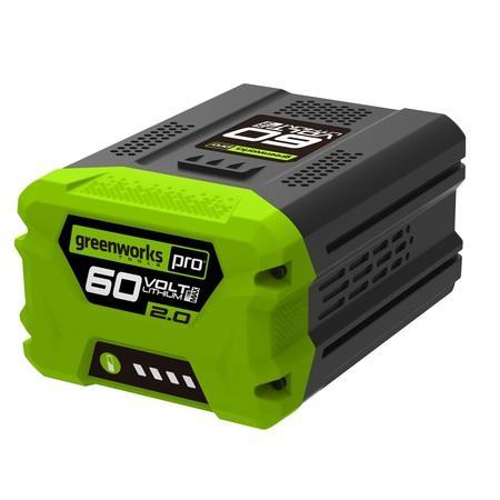 Greenworks G60B2 60 V lithium iontová baterie 2 Ah