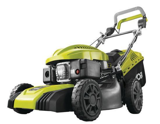 Ryobi RLM46140 travní sekačka s benzinovým motorem a pojezdem