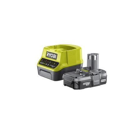 Ryobi RC18120-113 sada 18 V lithium iontová baterie 1,3 Ah s nabíječkou RC18120 ONE+