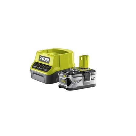 Ryobi RC18120-140 sada 18 V lithium iontová baterie 4 Ah s nabíječkou RC18120 ONE+