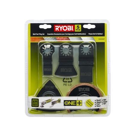 Ryobi RAK05MT 5ti dílná sada příslušenství k multifunknímu nářadí