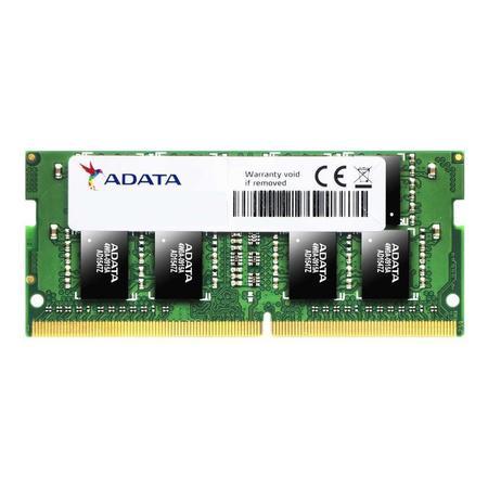 ADATA SODIMM DDR4 8GB 2666MHz CL19 AD4S266638G19-S