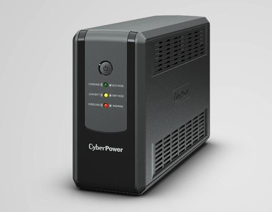 CyberPower UT GreenPower Series UPS 650VA/360W, české zásuvky, UT650EG-FR