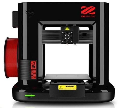 3D tiskárna XYZ da Vinci Mini W+ Černá - PLA, 3FM3WXEU01B
