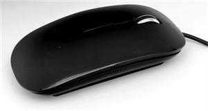 Acutake Pure-O-Mouse Black, PURE-O-MOUSE Black