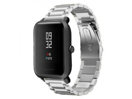 Stainless Steel Strap pro Xiaomi Huami Amazfit BIP