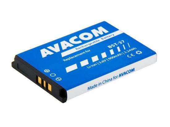 Baterie Avacom GSSE-K750-900 900mAh - neoriginální