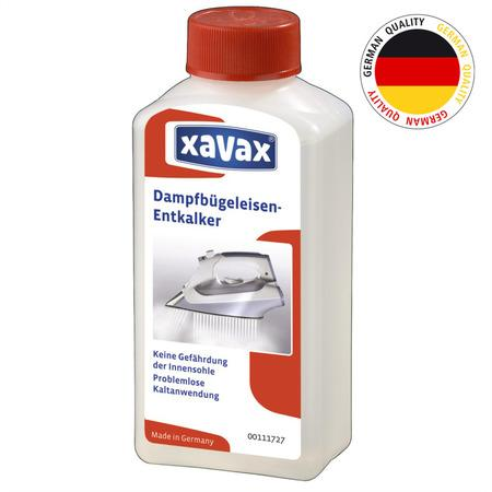 Xavax odvápňovací přípravek pro napařovací žehličky 250 ml