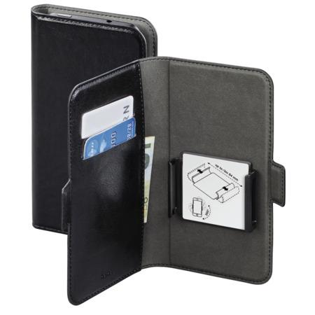 "Hama Smart Move Booklet Case, size XL (4,7-5,1""), black"