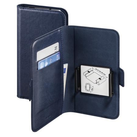 "Hama Smart Move Booklet Case, size XL (4,7-5,1""), blue"
