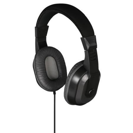 Thomson sluchátka HED2006, uzavřená, černá/šedá
